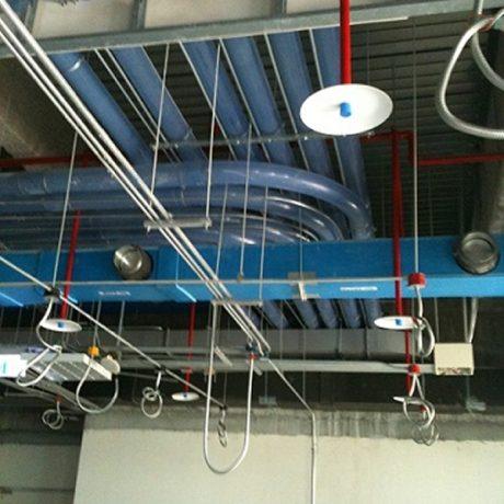氣送系統配件