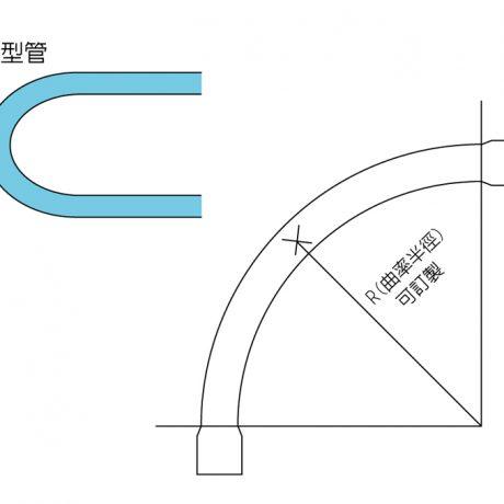 特殊彎度彎管
